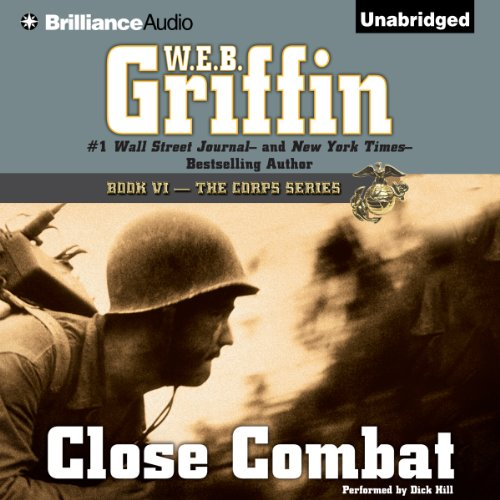 Close Combat Audiobook [Free Download by Trial] thumbnail