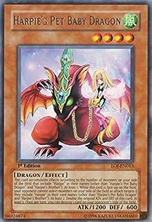 Harpie/'s Pet Baby Dragon EOJ-EN013 1st Ed Rare NM//M Yu-Gi-Oh!
