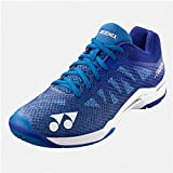 Yonex Power Cushion Aerus 3 Womens Indoor Court Shoe (Blue) (7)