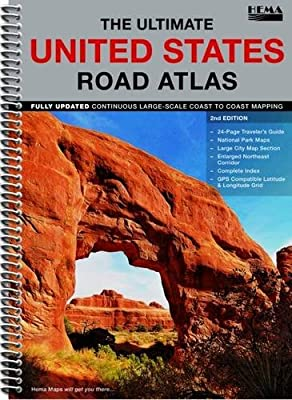 The Ultimate United States Road Atlas