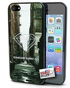Diamond SUpply URBAN iPhone 6 4.7 case sexy swag dope life illest (Black) WANGJING JINDA