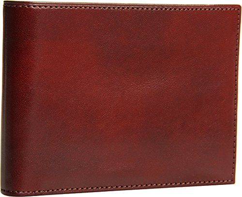 Bosca Men's Old Leather Credit Wallet with I.D. Passcase ...