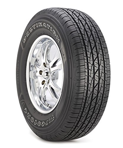 Firestone Destination LE 2 All-Season Radial Tire - 255/70R18 112T