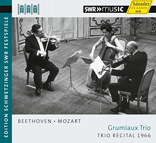 Grumiaux Trio - Grumiaux Trio - Trio Recital 1966