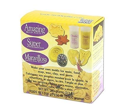 Amazing fundición products moho Masilla Kit 0,66 kg by Amazing fundición products