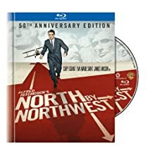 North by Northwest (50th Anniversary Edition in Blu-ray Book Packaging) (2009)