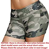 Women's Casual Gym Compression Running Shorts Fitness Workout Training Yoga Short Pants