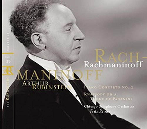 Rachmaninoff: Piano Concerto No. 2 / Rhapsody on a Theme of Paganini
