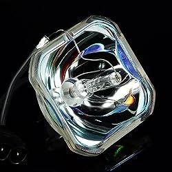 Elplp35 V13h010l35 Compatible Bare Bulb For Epson Powerlite Home Cinema 400 Epson Powerlite Cinema 550 Powerlite Pro Cinema 800 Emp Tw520 Tw600 Tw620 Tw680