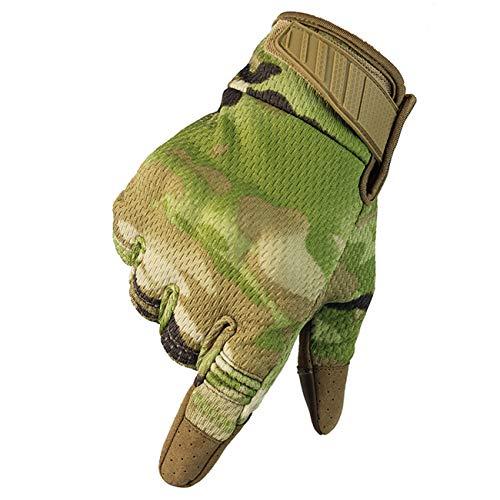 Military Ba Multicam Original Gloves-Light Camo S ()