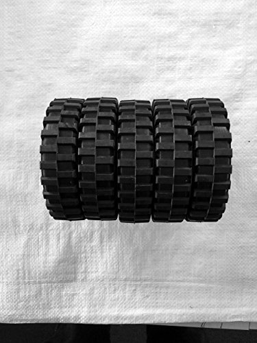 - SaidiCo Direct DriveWheel Tires for Mclane Reel Tiff Front Throw Mower 5 Tires Rep.Part# 1035