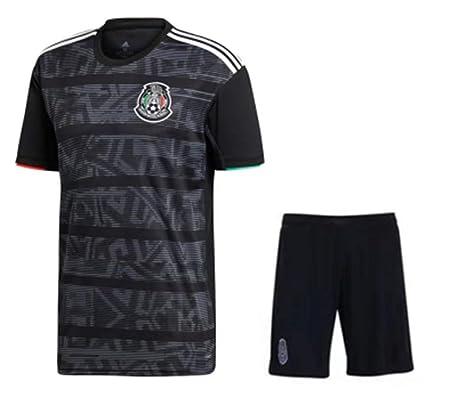 brand new c57f6 c1286 Amazon.com : ZZXYSY 2019 Mexico National Team Men's Home ...