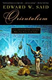 Book cover from Orientalism by Edward W. Said