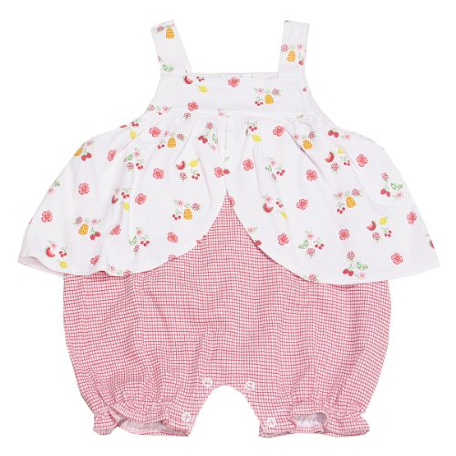 Kissy Kissy Baby Girls Hawaiian Splendor Hawaiian Splendor Bubble-6-9mos - Kissy Kissy Bubble