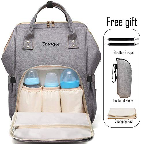 Diaper Bag Mummy Backpack Multi-Function Traveling for sale  Delivered anywhere in Canada