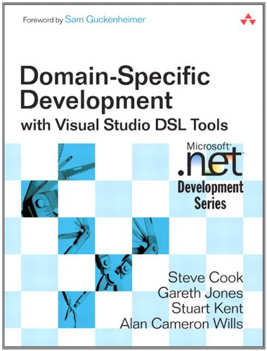 Download Domain-Specific Development with Visual Studio DSL Tools Pdf