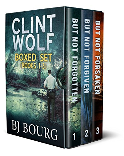 Clint Wolf Boxed Set: Books 1 - 3