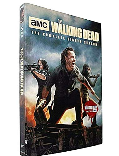 Price comparison product image The Walking Dead: Season Eight (Season 8 DVD Set)
