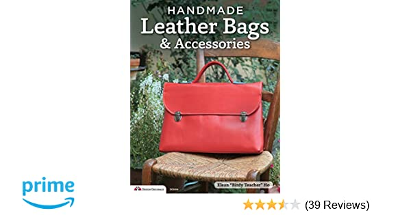 979758c4a9f Amazon.com: Handmade Leather Bags & Accessories (Design Originals) 28  Simple Strategies to Enhance Any Wardrobe; Step-by-Step Instructions and  Over 300 ...