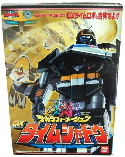 Power Ranger Time Force - Power Rangers Time Force Time Shadow Megazord Figure