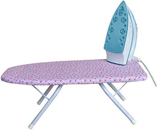 Nwn Tabla de Planchar para el hogar Mesa de Planchar Plegable ...