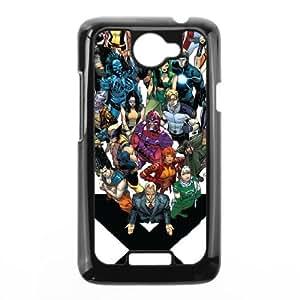 X Men 009 HTC One X Cell Phone Case Black TPU Phone Case RV_555814