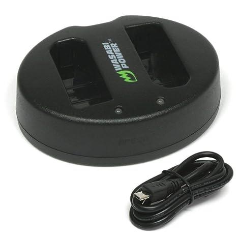 Amazon.com: Wasabi Power – Batería y Cargador para Nikon EN ...