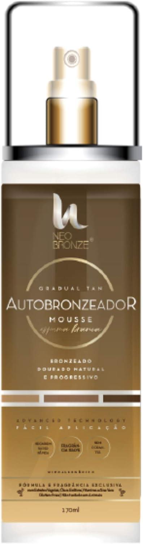 Mousse Autobronzeador, Neo Bronze