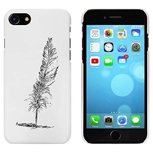 Blanc 'Plume' étui / housse pour iPhone 7 (MC00065202)