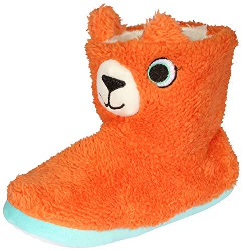 ebae796b278 dELiAs Girls Animal Faux Fur Slippers Boots (Little Kid Big Kid ...