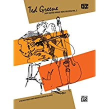 Ted Greene: Jazz Guitar Single Note Soloing, Volume 2