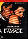 Damage (Unrated & Rated Versions)