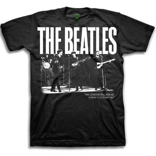 Large The Beatles Palladium 1963 Kid's (Palladium T-shirt)