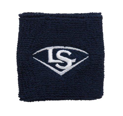 Louisville Slugger Wristband, 2.5-Inch, Navy