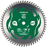 Metabo HPT 10-Inch Miter Saw/Table Saw