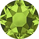 2000, 2038 & 2078 Swarovski Flatback Crystals Hotfix Olivine | SS20 (4.7mm) - Pack of 1440 (Wholesale) | Small & Wholesale Packs | Free Delivery