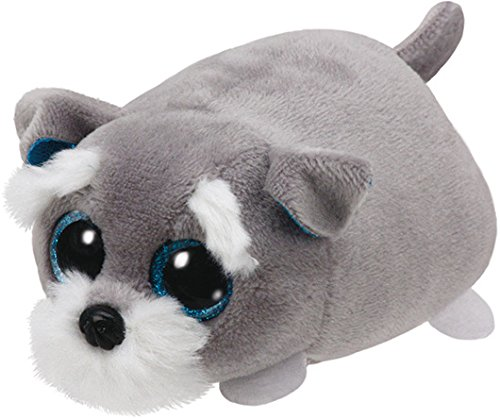 Ty Teeny Tys Jack the Grey Dog Plush (Baby Jack Jack From The Incredibles)