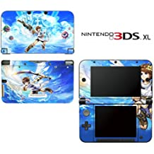 Kid Icarus: Uprising Decorative Video Game Decal Skin Sticker Cover for Nintendo 3DS XL