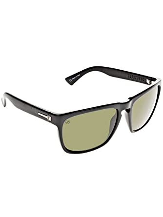 d5ade60b80 Image Unavailable. Image not available for. Color  Electric Knoxville XL  Polarized Level I Sunglasses-Gloss-Black Ohm-Gry-