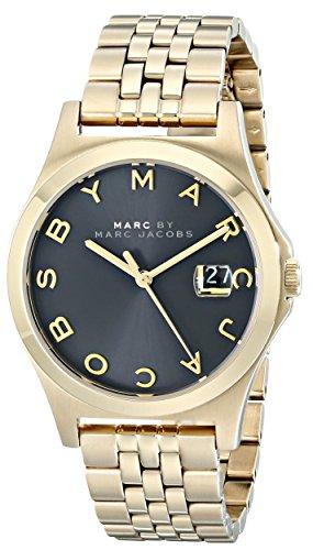 Marc by Marc Jacobs Women's MBM3315 Gold-Tone Bracelet Watch