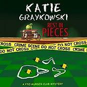 Rest in Pieces: PTO Murder Club Mystery Book 1 | Katie Graykowski