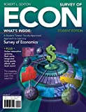 Bundle: Survey of ECON (with Printed Access Card) + Aplia Printed Access Card + Aplia Edition Sticker : Survey of ECON (with Printed Access Card) + Aplia Printed Access Card + Aplia Edition Sticker, Sexton and Sexton, Robert L., 1133164188