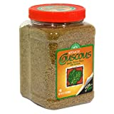 RiceSelect Spinach Couscous, 31.7-Ounce Jars (Pack of 4)