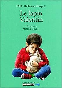 """Afficher """"Le lapin Valentin"""""""