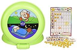 Kid\'Sleep Globetrotter Sleeping and Wake Alarm & Nightlight with Reward Chart
