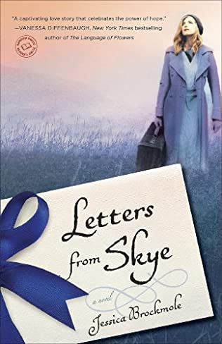 book cover of Letters from Skye