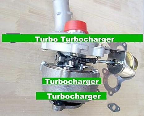 Amazon.com: GOWE Turbo Turbocharger for GT1749V 708639 708639-5010S 7701474960 Turbo Turbocharger For Renault Espace Laguna Megane DCi VOLVO V40 F9Q D4192T3 ...