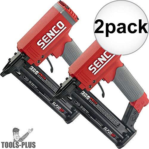 Senco SLP20XP 18 Gauge 5/8″ to 1-5/8″ Brad Nailer 2-Pack