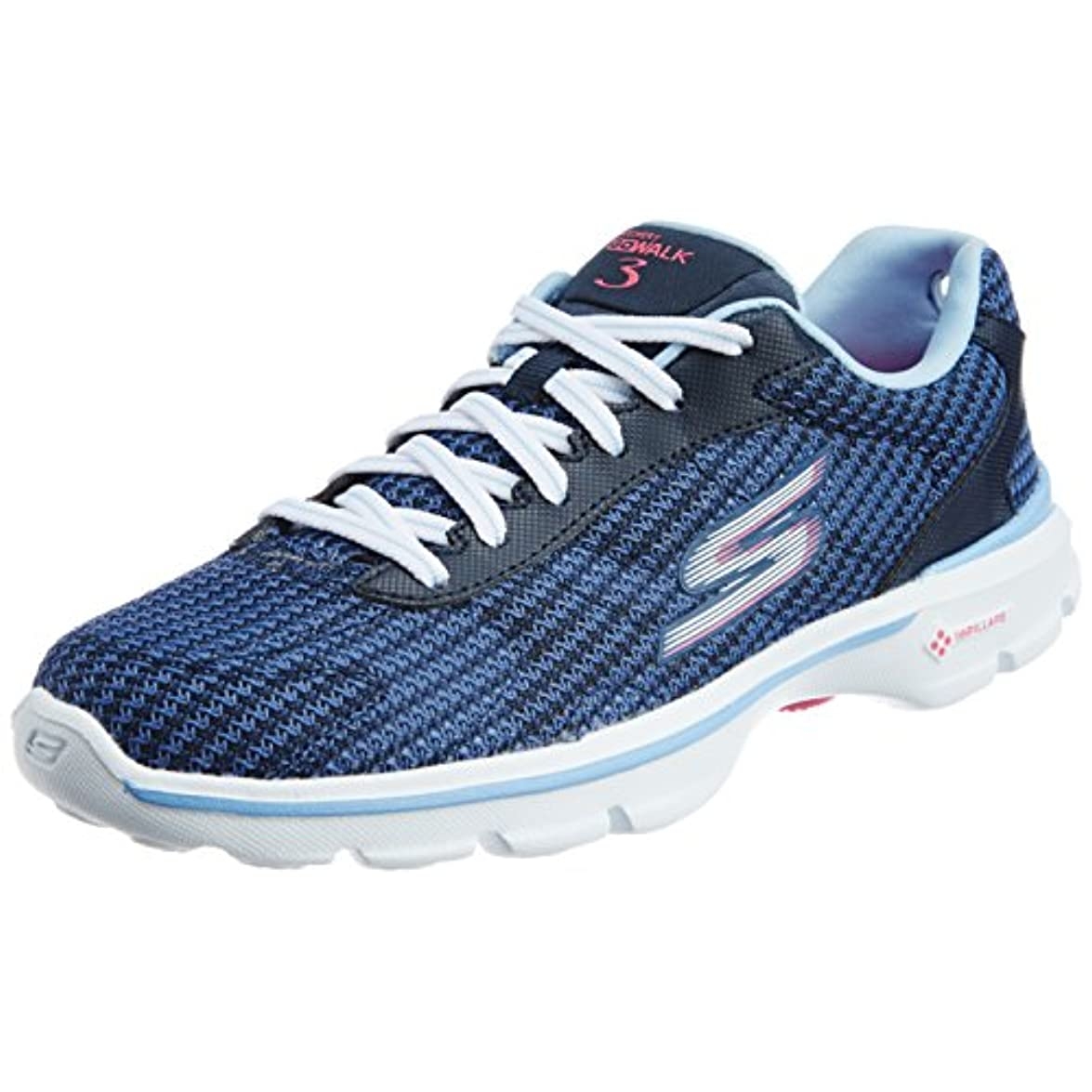 Skechers Go Walk 3 Fit Knit Scarpe Da Ginnastica Donna