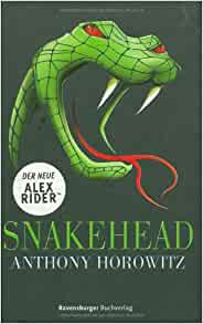alex rider snakehead book report Snakehead is the seventh book in the alex rider series since alex is fourteen  years old, the youngest secret service operative to have served britain, the.